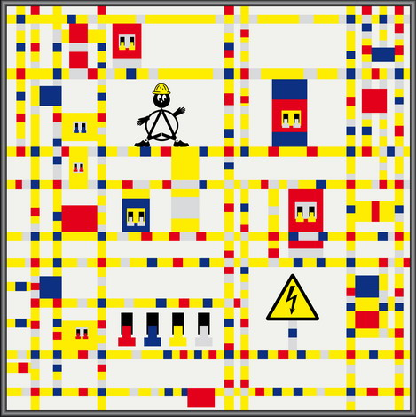 Mondrian - (Manhattan)